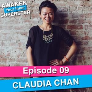 Claudia Chan on Awaken Your Inner Superstar with Michelle Villalobos