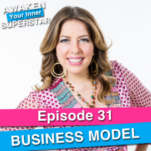 Business Model on Awaken Your Inner Superstar