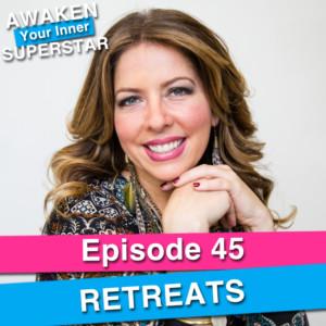 Retreats on Awaken Your Inner Superstar with Michelle Villalobos