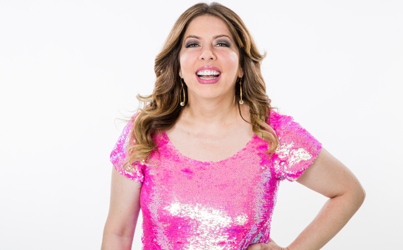 Speaking on Awaken Your Inner Superstar with Michelle Villalobos