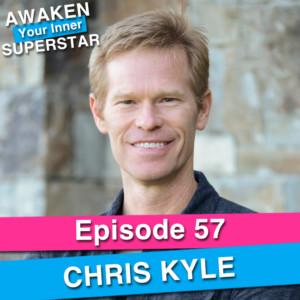 Chris Kyle on Awaken Your Inner Superstar with Michelle Villalobos