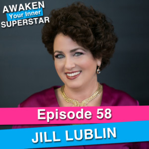 Jill Lublin on Awaken Your Inner Superstar with Michelle Villalobos