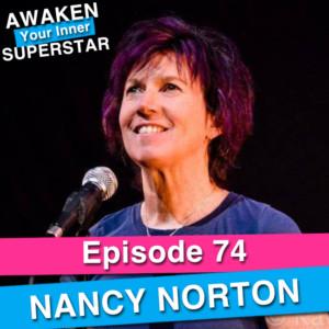 Nancy Norton on Awaken Your Inner Superstar with Michelle Villalobos